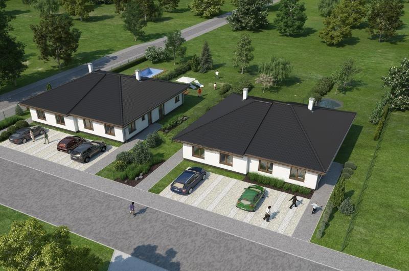 Novostavba dům v háji